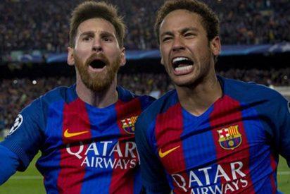 La promesa (brutal) que le hizo Messi a Neymar para que se quedara en el Barça