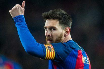 Messi se carga un fichaje para proteger a uno de los suyos en el Barça