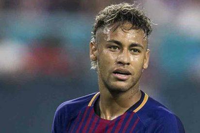 La advertencia más dura del vestuario del Barça a Neymar