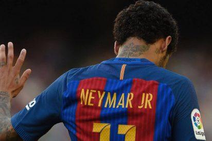 El 'equipazo' que Neymar preparaba para liquidar a Messi en el Barça (y el 'palo' de última hora)