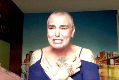 [VÍDEO] El desgarrador video en el que Sinead O'Connor dice estar al borde del suicidio
