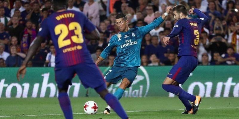 El Real Madrid baila al Barça en el Camp Nou (1-3)