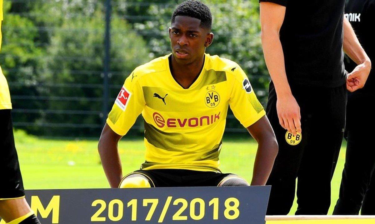 El ultimatum que le ha lanzado el Dortmund al Barça por Dembélé (y hay fecha límite)