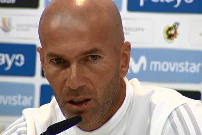 Zidane se mete en un lío bestial tras ganar la Supercopa: el 'soplo' que pone en alerta al Madrid