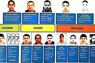La policía encuentra restos biológicos de tres terroristas islámicos en la casa de Alcanar