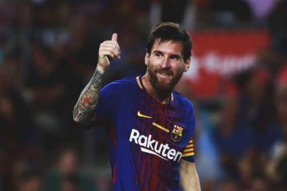 Messi revoluciona la comida de Gavà con una noticia de última hora en el Barça