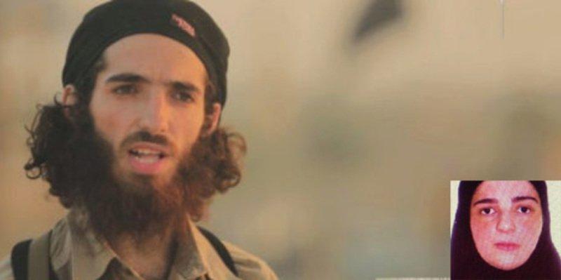 El terrorista islámico que amenaza a España es hijo de Tomasa Pérez Mollejas, una 'conversa'