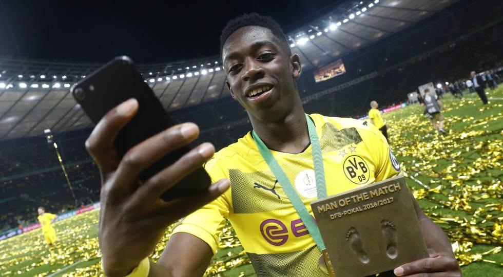 Dudas en el vestuario del Barça: los primeros comentarios sobre la llegada de Dembélé