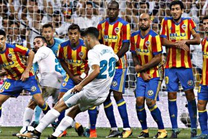 Marco Asensio disuelve a golazos la BBC del Real Madrid