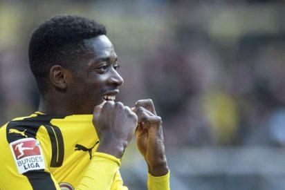El fichaje de Dembélé va bien (pero el Barça tiene un 'plan b' para no pillarse los dedos)