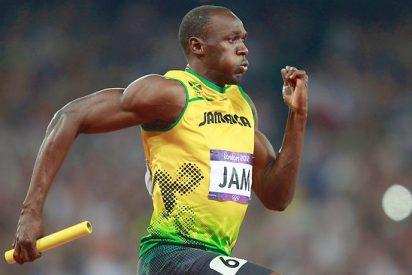 El fiestón que se 'corrió' Usain Bolt tras sus últimos 100 metros
