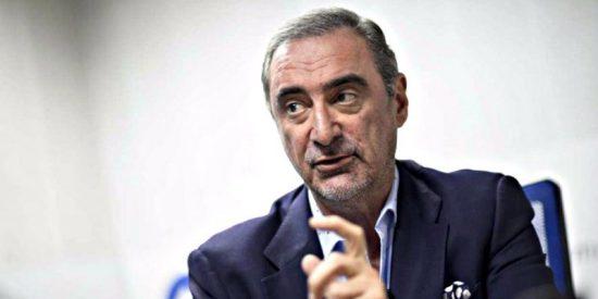 """Carlos Herrera: """"No me pregunten lo que va a hacer el Gobierno porque no lo sé"""""""