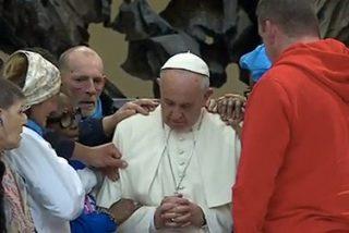 """Carta de Mandianes al Papa: """"Para muchos, eres un poeta que vive delante de su tiempo"""""""