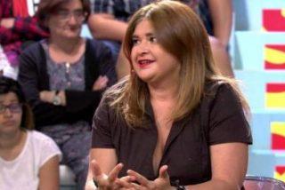 Las explosivas declaraciones de Lucia Etxebarría contra Mediaset