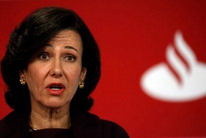 Banco Santander ya vale en bolsa más que BBVA, CaixaBank y Bankia juntas