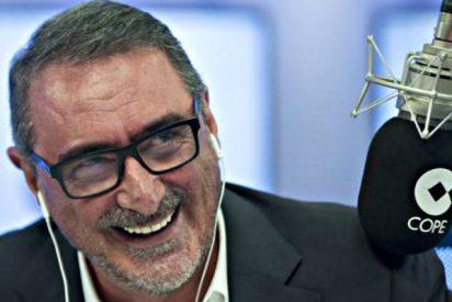 """Carlos Herrera: """"Ninguna referencia a los asesinos, sólo hispanofobia"""""""