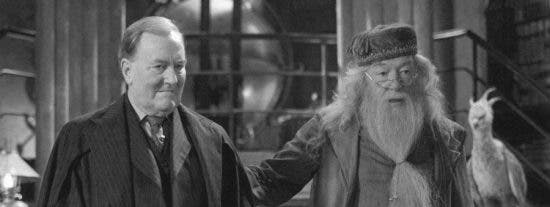[VÍDEO] Muere el actor de la saga 'Harry Potter', Robert Hardy