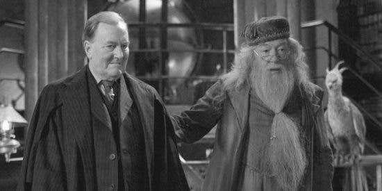 [VÍDEO] Muere el actor de la saga 'Harry Potter', Robert Hardy