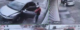 [VÍDEO +18] La adolescente que intentó robar una camioneta en México y acabó asesinada