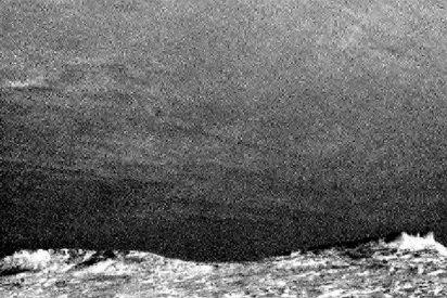 [VÍDEO] La NASA capta un inquietante fenómeno en Marte
