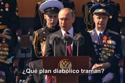 [VÍDEO] El feroz discurso de Putin que el amo del Kremlin nunca pronunció