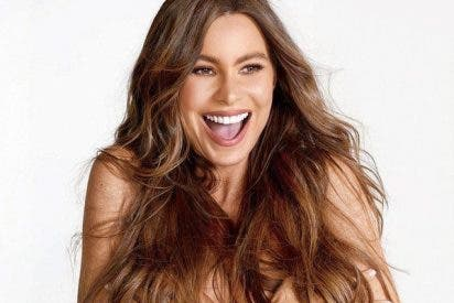 Sofía Vergara posa desnuda del todo en la portada de 'Women´s Health'
