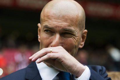 Zidane prepara cuatro 'bombazos' para la Supercopa de Europa (con un 'mensajito' al vestuario)