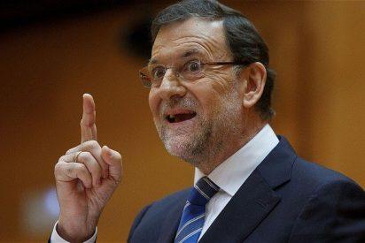 "[VÍDEO] Ya sabemos qué le causó la lumbalgia a Rajoy: ""Este bailoteo"""