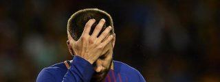 El chuleta Gerard Piqué se rinde al Real Madrid y ya ni escribe en Twitter