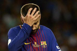 La Supercopa dejó a varios cracks del Barça en la cuerda floja