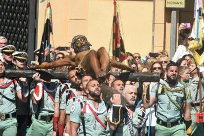 La Legión Española y el Cristo de la Buena Muerte
