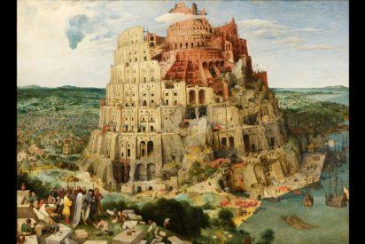"""Rafael López Charques: """"Nueva Torre de Babel"""""""