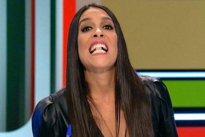 """Valeria Ros a Lorena Castell en pleno directo: """"¿Estás embarazada?"""""""