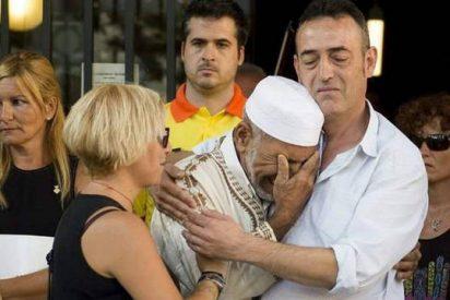 Miles de abrazos entre cristianos y musulmanes
