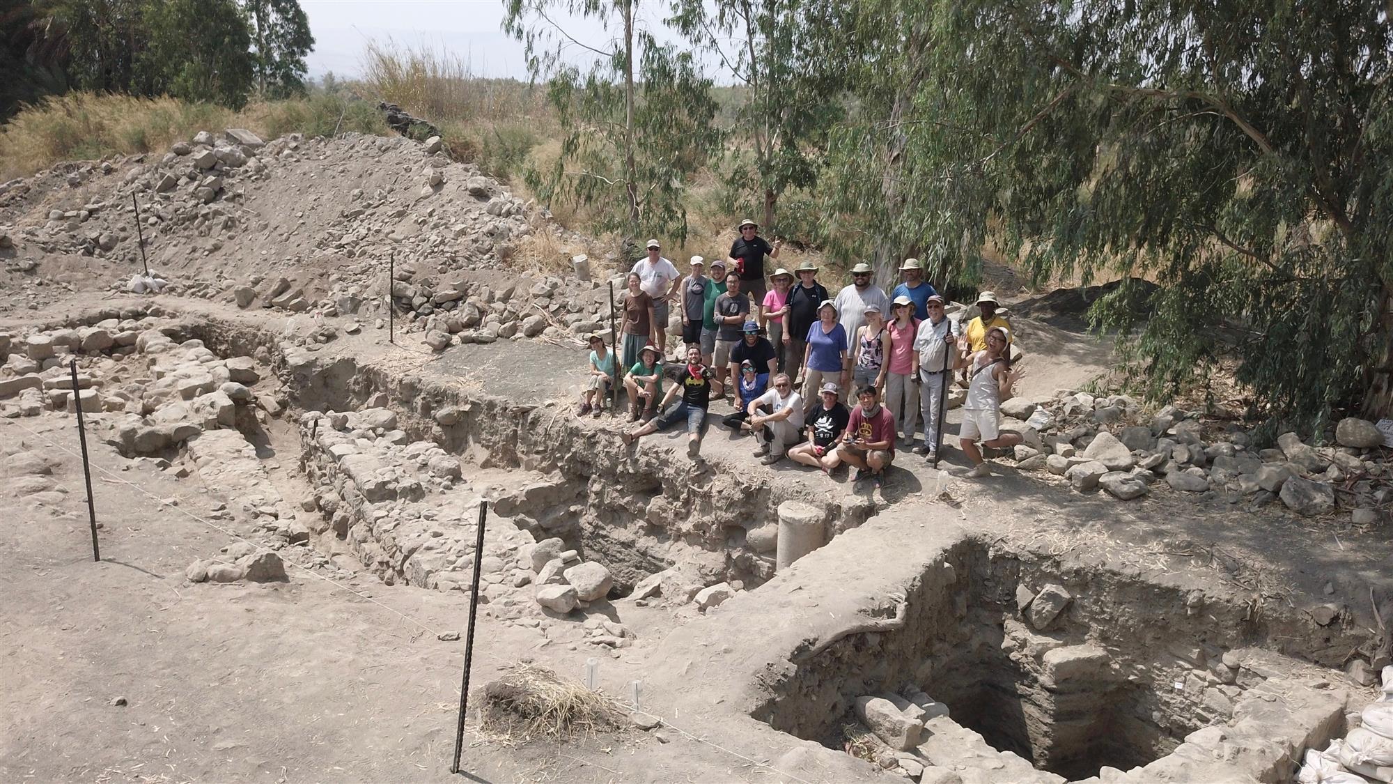 Hallan Bethsaida, lugar del milagro de los panes y peces