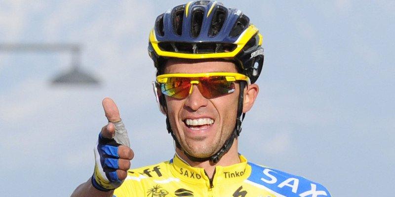 Alberto Contador anuncia en Instagram que retira del ciclismo tras correr la próxima Vuelta a España