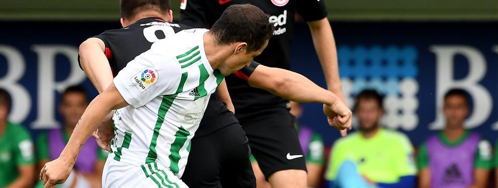 Andrés Guardado se perfila para ser capitán del Betis