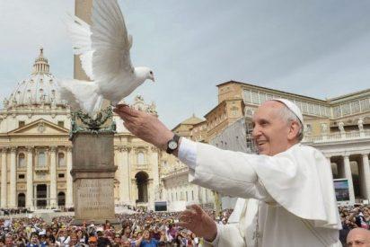 """El Papa en Twitter: """"¡La paz es posible!"""""""
