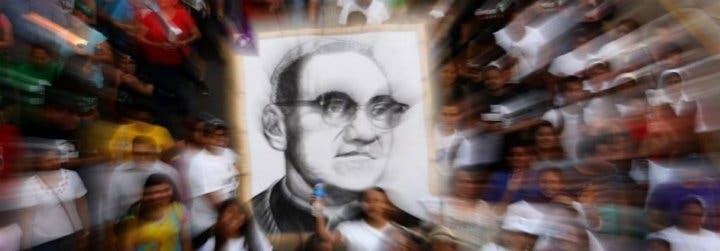 """""""Romero es un santo, él luchó por los más débiles, defendió al pueblo de tantas injusticias"""""""