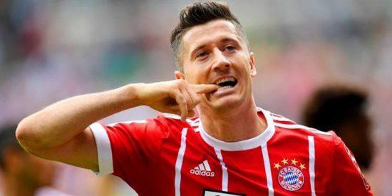 Bayern Munich lidera la tabla de posiciones en Alemania