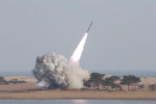 [VÍDEO] Corea del Norte lanzó un misil balístico que sobrevoló Japón
