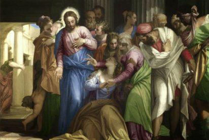 La 'cananea', la catequista de Jesús
