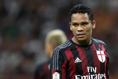 La nueva vía para Carlos Bacca en la Liga abre una 'guerra' sin cuartel por el colombiano
