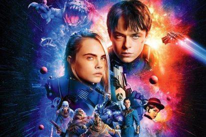 Valerian y la ciudad de los mil planetas: Aventuras espaciales nada especiales