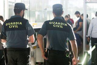 La bronca del Aeropuerto de El Prat dispara la legitima demanda salarial en la Guardia Civil