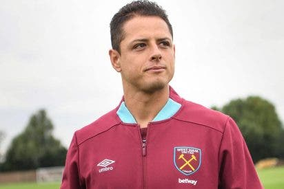 'Chicharito' es parte del 11 ideal de la Premier League