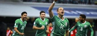 'Chicharito' Hernández es el mexicano más querido en el extranjero