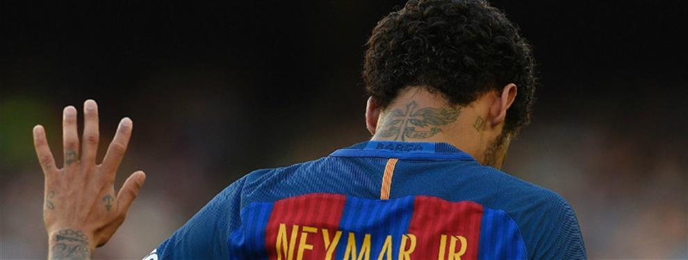 Con la salida de Neymar, el Barcelona planea un equipo que mete miedo