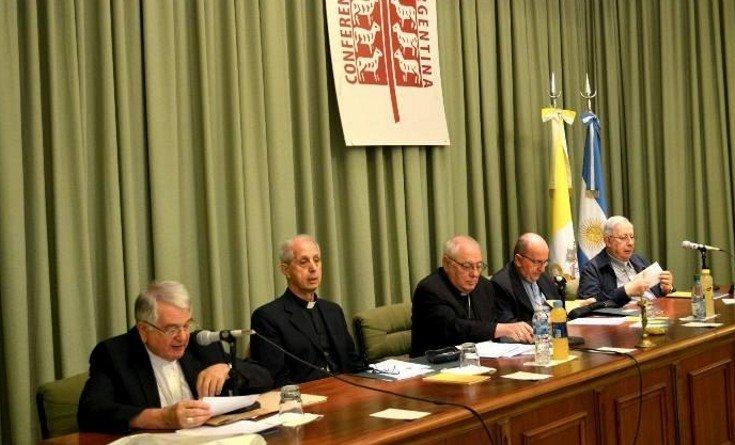 Los obispos argentinos condenan los actos terroristas