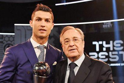 Cristiano Ronaldo pide un fichaje del PSG a Florentino Pérez